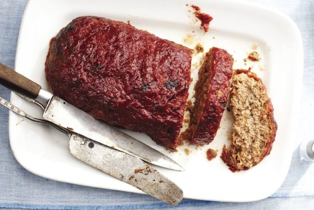 The Fatted Calf's Meatloaf