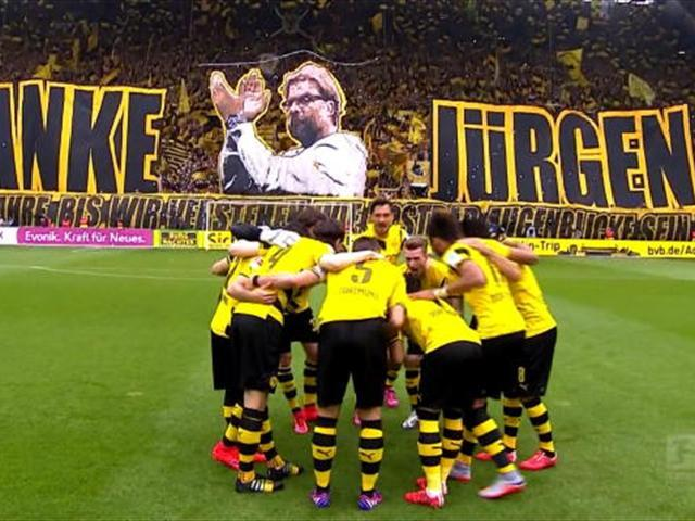 Dortmund Fans Video to Dortmund Fans