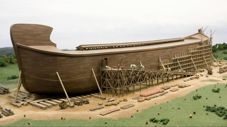 Massive Full-Size Version of Noah's Ark Comes to Life in Kentucky
