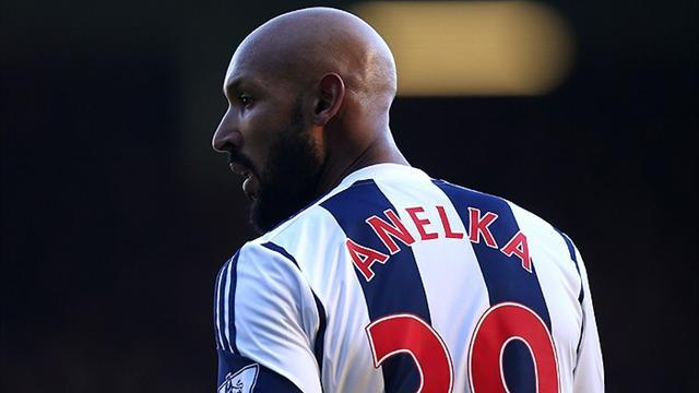 Premier League - Anelka future in doubt after ban