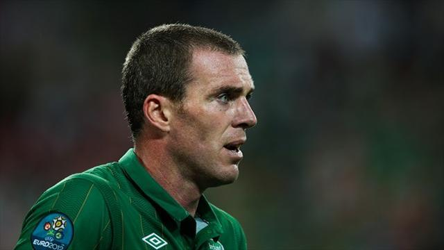 World Cup - Dunne in Ireland line-up