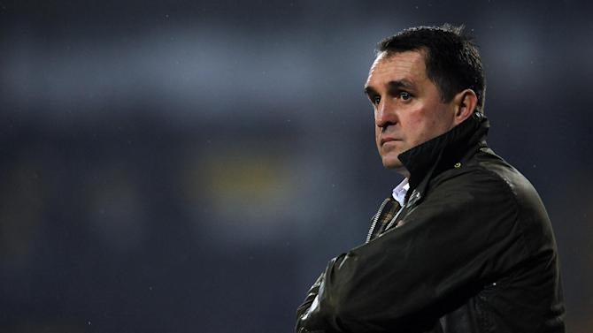 Martin Allen guided Barnet to League Two safety twice