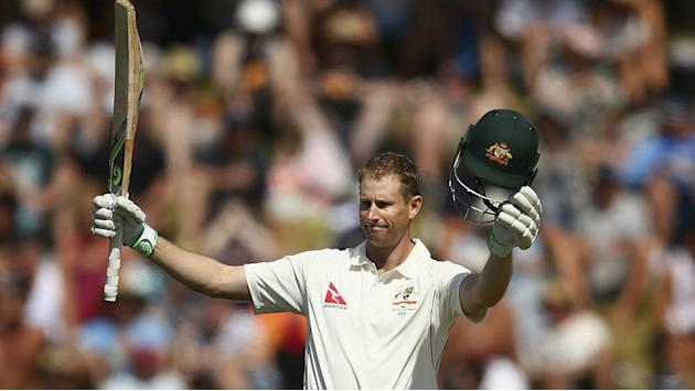 Khawaja hails record-breaking Voges