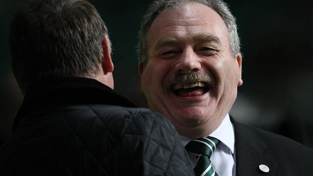 Scottish Premiership - Hibernian chairman warned by fans