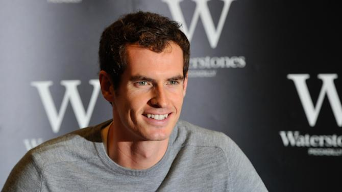 Andy Murray - Book Signing