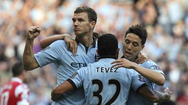 Dzeko: I want to stay at City