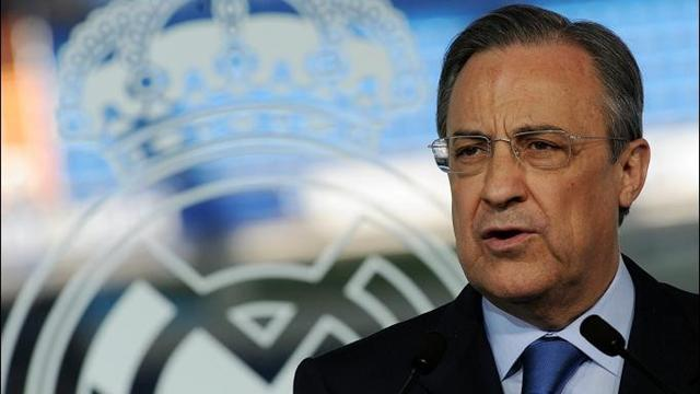 Liga - Real president Perez appeals for unity at divided club