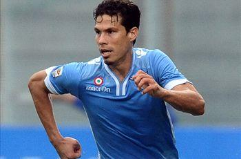Hernanes in tears over Inter move