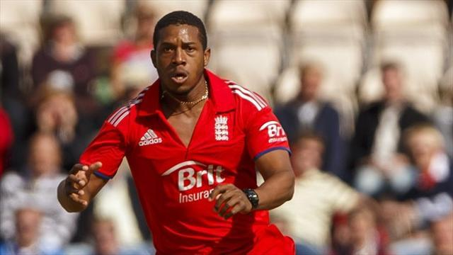 Cricket - Jordan could be a hit for England