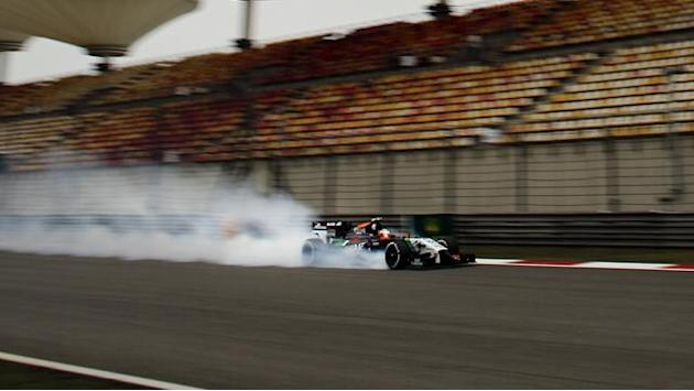 Formula 1 - Force India boosted by China result