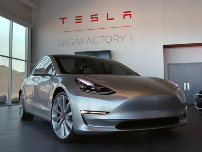 All Tesla Cars to Have Self-Driving Tech Going Forward