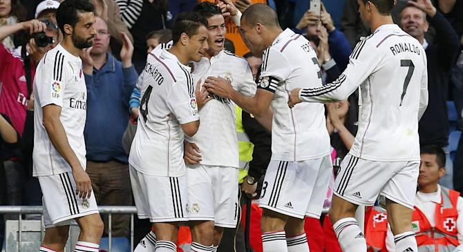 Video: Real Madrid vs Almeria