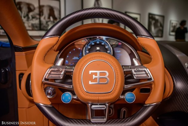 the 2 6 million bugatti chiron is like no other car in the world yahoo sin. Black Bedroom Furniture Sets. Home Design Ideas