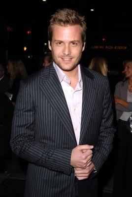 Premiere: Gabriel Macht at the Westwood premiere of Lions Gate Films' A Love Song for Bobby Long - 12/13/2004