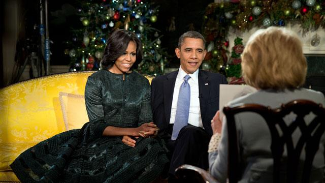 Obamas Reflect on Marriage, Parenting