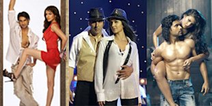 Hot and Happening Onscreen Couples of Bollywood