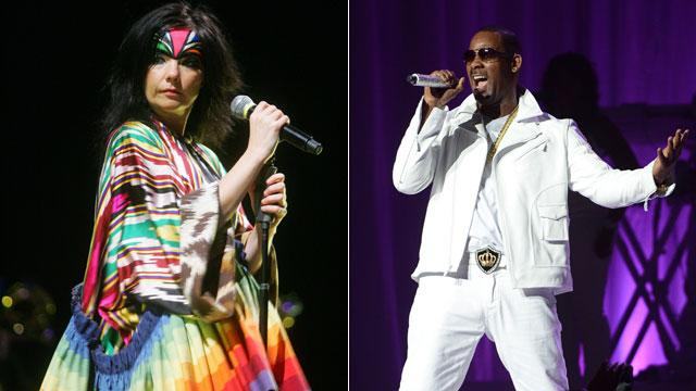 R. Kelly & Bjork to Share Chicago Stage