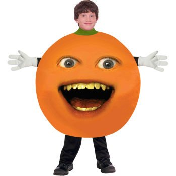 Annoying Orange Halloween Costume