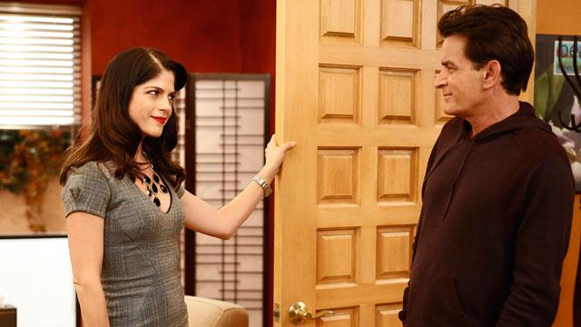 Selma Blair Abruptly Exits 'Anger Management'