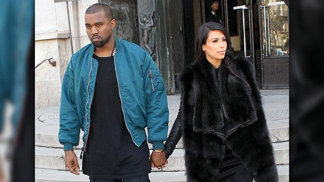 PETA: Kim K. Is Setting Bad Example For Baby
