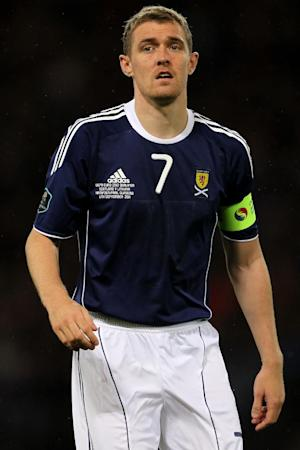 Darren Fletcher's career was thought to be in jeopardy