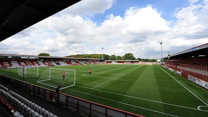 Football - Kennedy pens pro deal at Stevenage