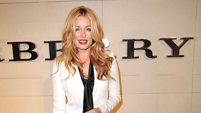 Cat Deeley Burberry Body Event