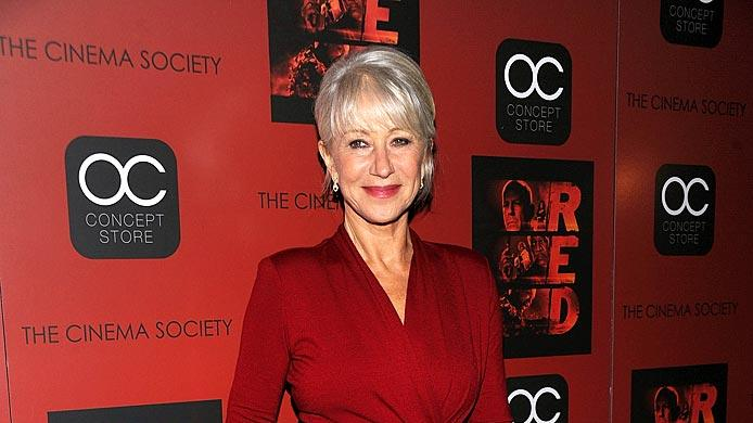 Helen Mirren RED Scrng