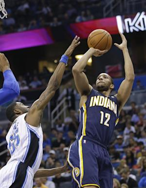 Pacers rest 3 starters, cruise past Magic 101-86