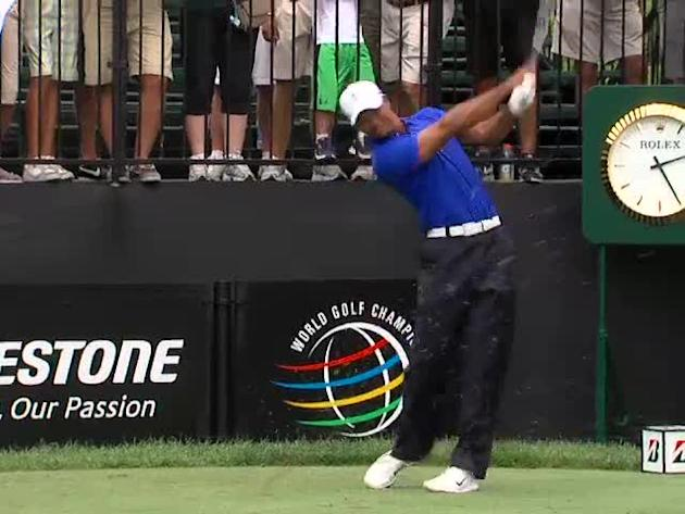 Tiger at First Tee