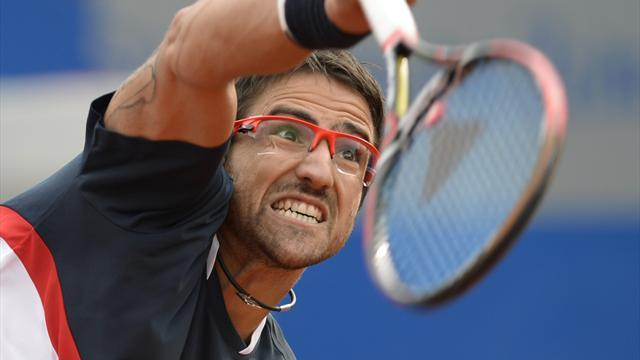 Tennis - Tipsarevic ploughs into Munich quarter-finals
