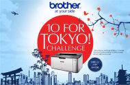 Win a Trip to Tokyo from Brother Philippines