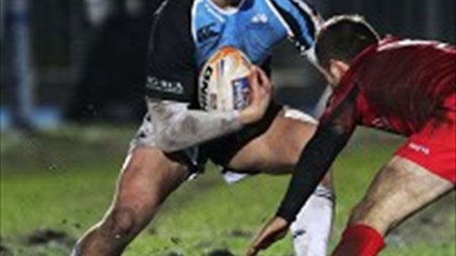 Rugby - Glasgow retain 1872 Cup