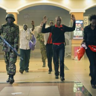 I Was There: Volunteer Marilyn Hann on the aftermath of the Westgate terror attack
