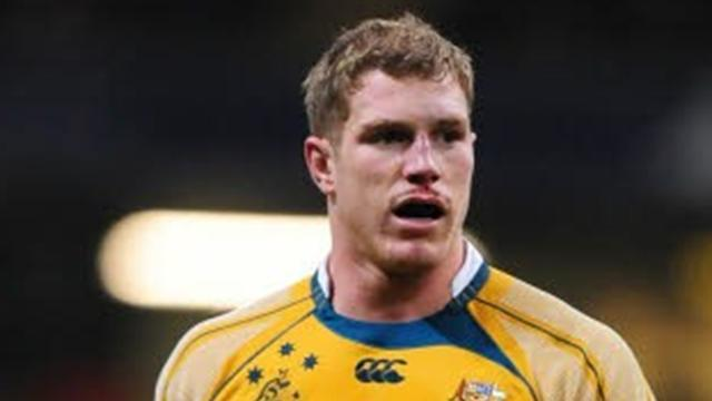 Rugby - Australia flanker Pocock out of England Test