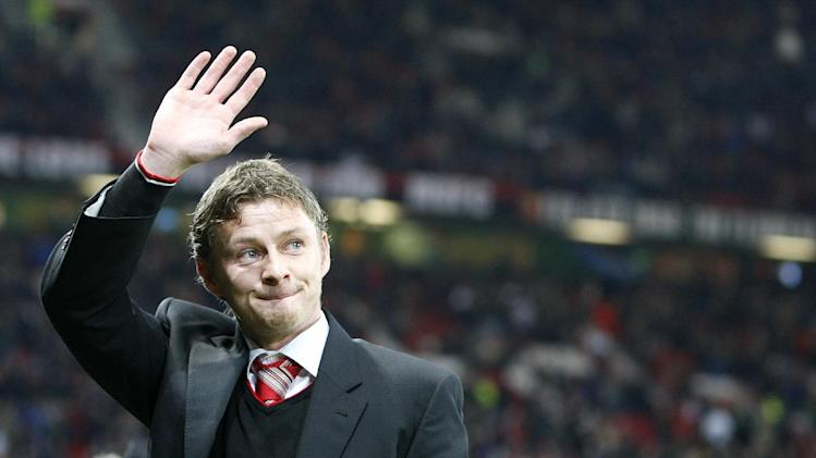 Ole Gunnar Solskjaer has promised to see out the season with Norwegian champions Molde