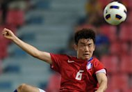 South Korean national team defender Yun Suk-Young, pictured in action on January 15, 2012 in Bangkok, is to join English Premier League side Queens Park Rangers, his K-league club said Thursday
