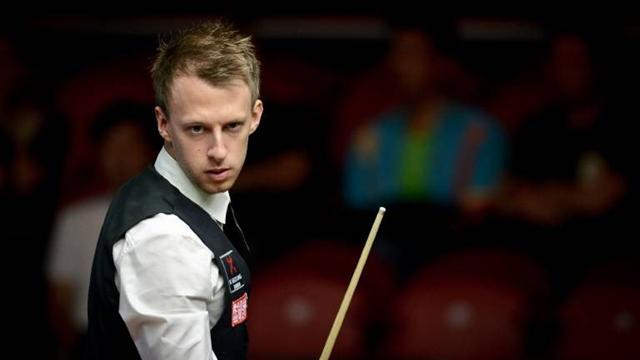 Snooker - Trump resists Allen to reach International Championship semis