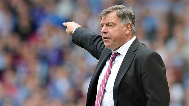 Premier League - Allardyce plans on making changes