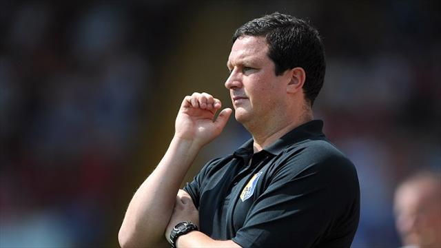 Football - Palmer joins Stags party