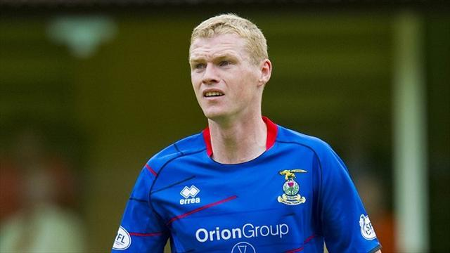 Football - McKay strike keeps Inverness top
