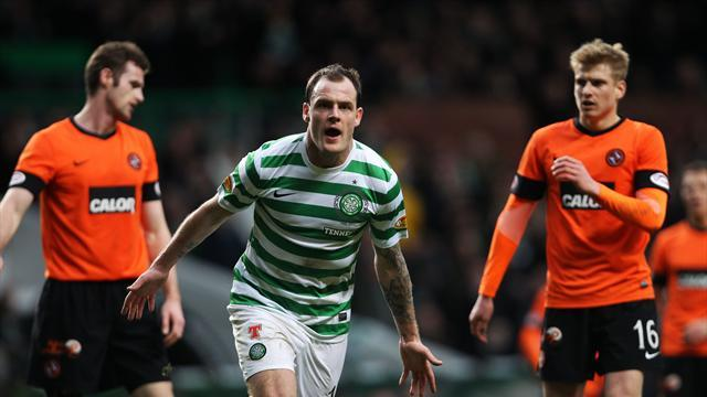 Football - Stokes: No let-up from Celtic