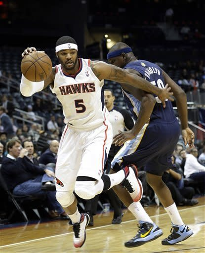 Teague, Smith lead Hawks past Grizzlies 103-92
