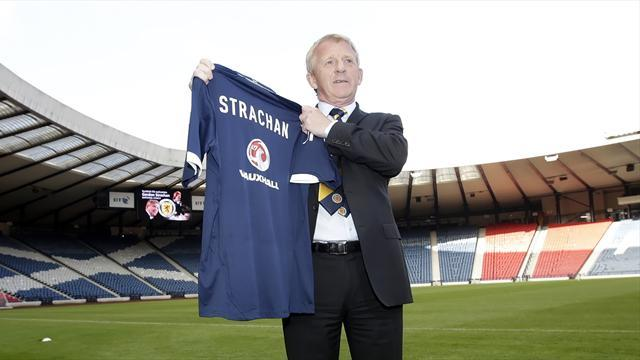 Football - Caldwell: Strachan a great choice