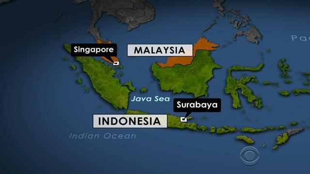 Missing flight is 3rd Malaysia-linked incident