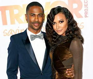 Naya Rivera Receives Diamond Necklace From Fiance Big Sean For Christmas: Picture