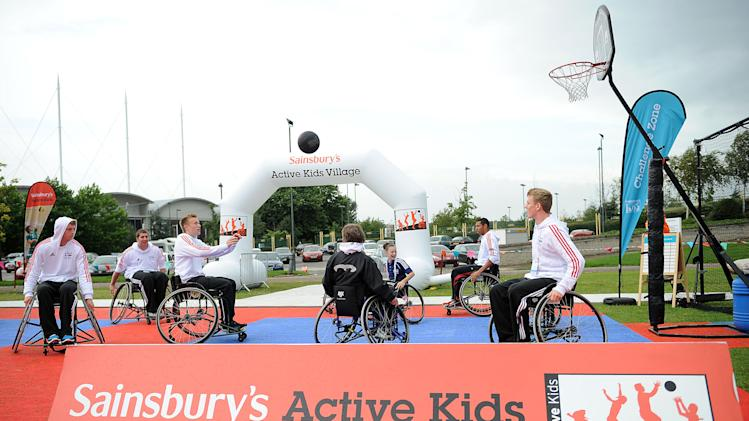 2013 Sainsbury's School Games - Day Four - Sheffield