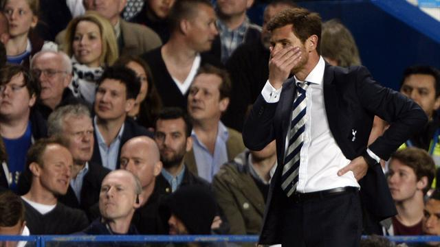 Premier League - AVB: Spurs deserve Champions League spot