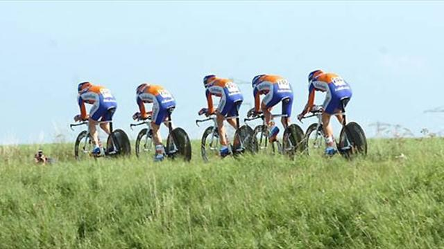 Cycling - Rabobank to ride as Team Blanco in 2013
