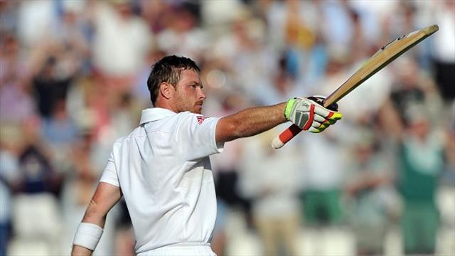 Ashes - Bell happy with England's start